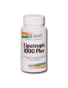Secom Lipotropic 1000 Plus x 100 capsule