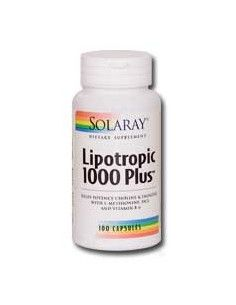 Secom Lipotropic 1000 Plus x 100 capsule