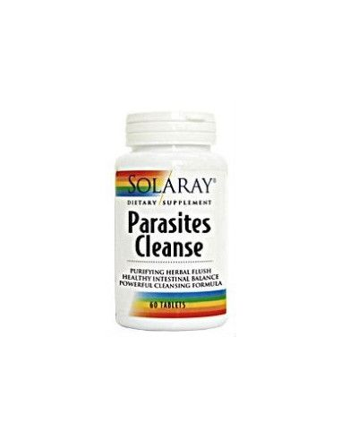 Parasites Cleanse x 60 tablete