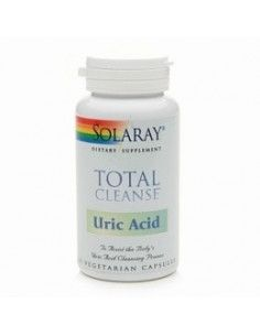 Secom Total Cleanse Uric Acid x 60 capsule