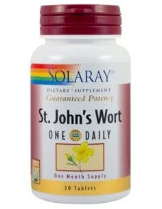 Secom St. John's Wort (sunatoare) 900mg x 30 tablete