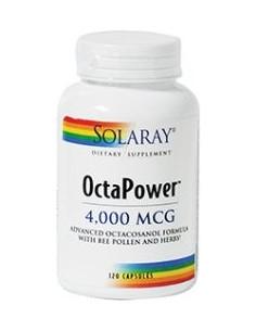 Secom OctaPower 4000mcg x 120 capsule
