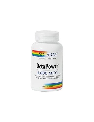 OctaPower 4000mcg x 120 capsule
