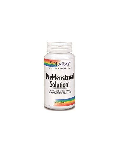 Secom PreMenstrual Solution x 60 capsule