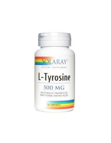 L-Tyrosine 500mg x 50 capsule