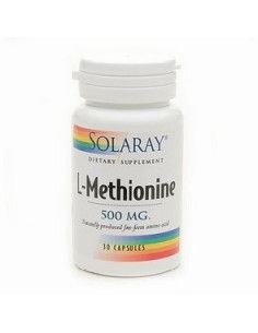 L-Methionine 500mg x 30 capsule