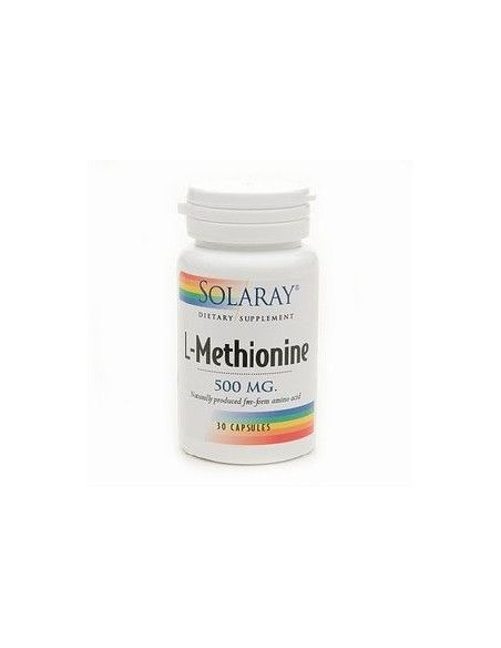 Secom L-Methionine 500mg x 30 capsule