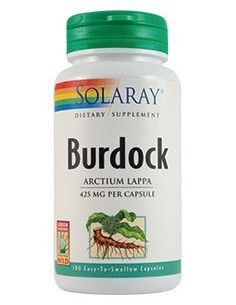 Secom Burdock (brusture) 425mg x 100 capsule