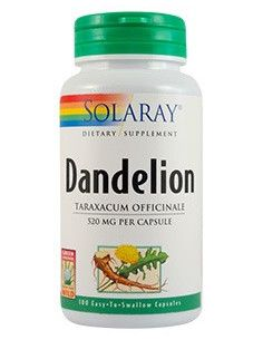 Secom Dandelion 520mg x 100 capsule