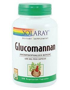 Secom Glucomannan 600mg x 100 capsule vegetale