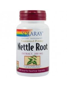 Secom Nettle Root 300mg x 60 capsule