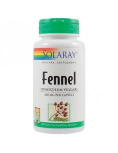Secom Fennel (Fenicul) 450mg x 100 capsule