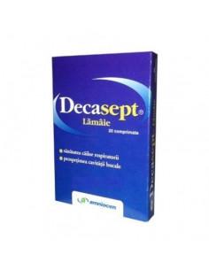 Decasept Lamaie x 20 comprimate