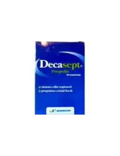 Decasept Propolis x 20 comprimate