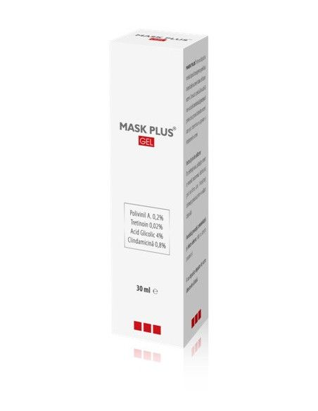 Mask Plus gel x 30ml