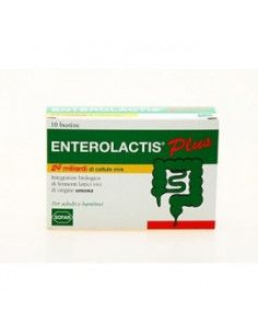 Enterolactis Plus x 10 plicuri