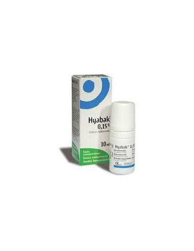 Hyabak x 10ml soluţie oftalmică