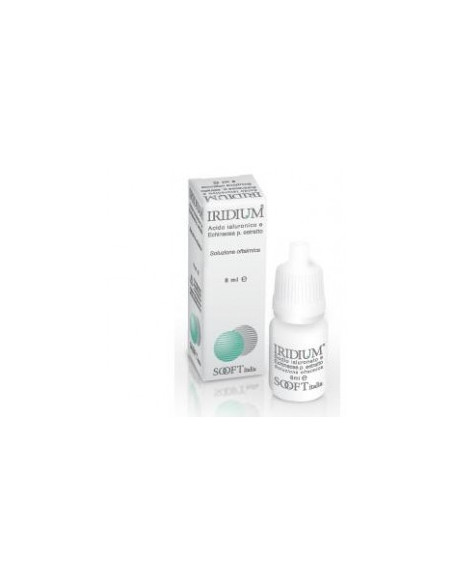 Iridium A x 8ml solutie oftalmica