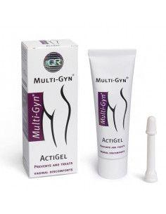 Multi-Gyn Actigel x 50ml gel vaginal