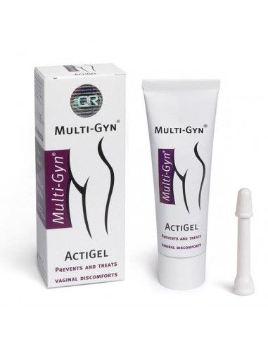 Multi-Gyn Actigel x 50ml gel vaginal