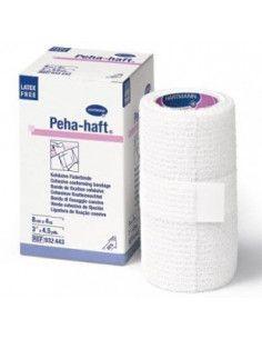 Hartmann Peha-haft fasa elastica autoadeziva 8 cm x 4 m