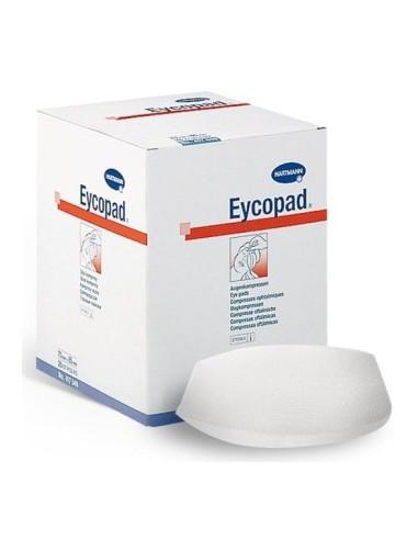 Hartmann Eycopad comprese oculare 5.6 cm/7 cm x 25 buc