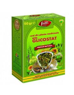 Ceai Glicostat x 50g  FARES