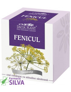 Dacia Plant Ceai Fenicul x 50 g