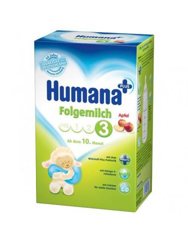 Humana 3 cu măr x 500g