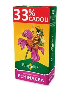 Propolis C + Echinacea OFERTA 30+10 comprimate