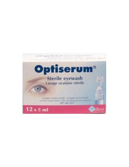 Optiserum solutie sterila x 10 unidoze