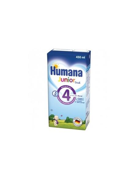 Humana 4 Junior Drink, 450ml
