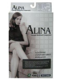 Ciorapi medicali compresivi-pana la coapsa (Alina)