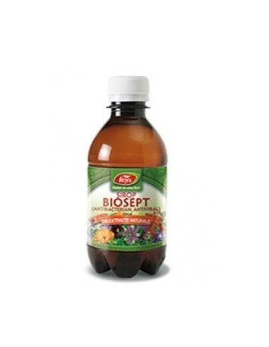 Biosept sirop 250ml Fares