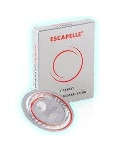 Escapelle 1.5mg x 1 cpr