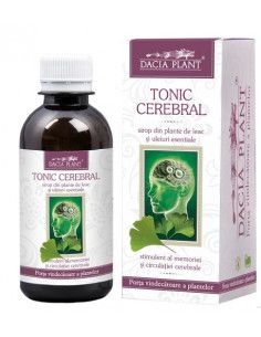 Dacia Plant - Tonic cerebral x 200 ml
