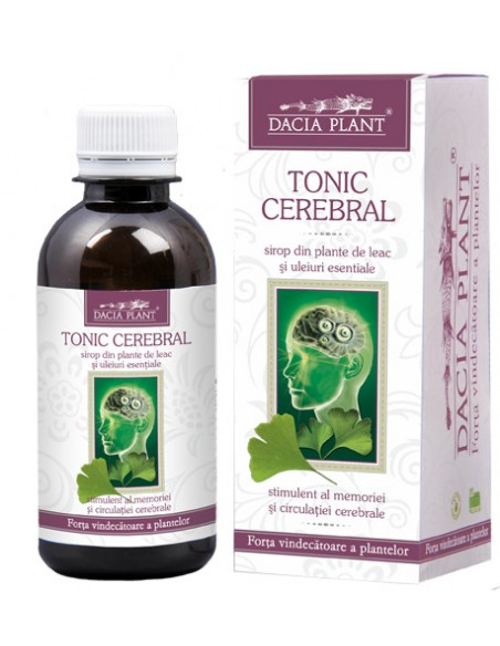Dacia Plant Tonic cerebral x 200 ml