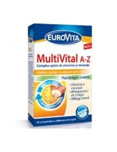 Eurovita Multivital A-Z x 42 cpr.