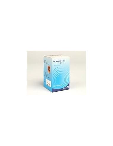 Cloramina T 500mg x 50cp