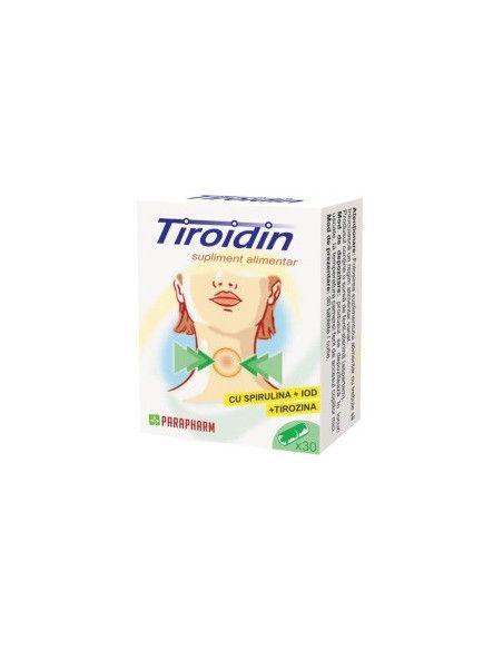 Tiroidin x 30 cps