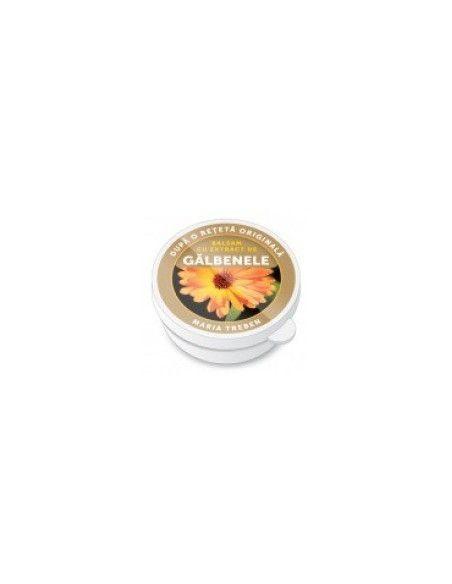 Balsam cu extract de galbenele x 30 ml (Transvital)