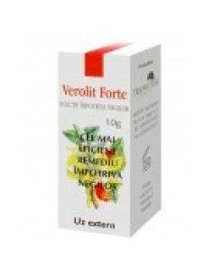 Verolit Forte 5 ml sol.contra negilor (Transvital)