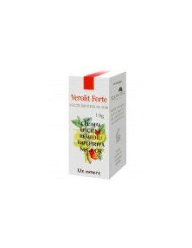 Verolit Forte 5 ml, sol.contra negilor (Transvital)