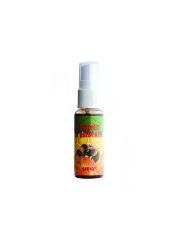 Propolis cu galbenele spray 25 ml (Transvital)