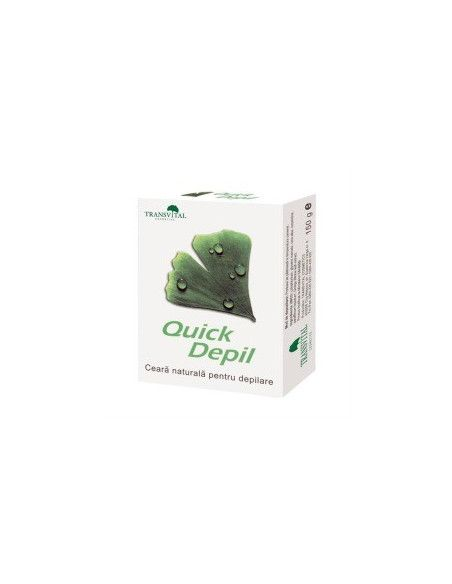 Quick Depil - ceara naturala depilatoare 150 g