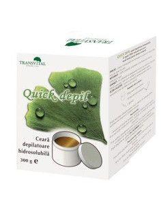 Quick Depil - ceara depilatoare hidrosolubila 300 g