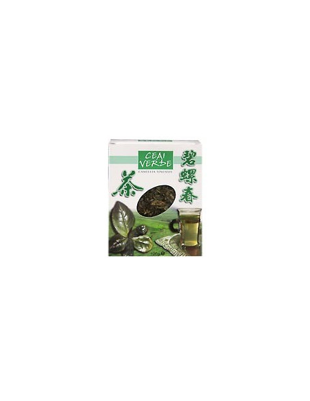 Ceai verde (frunze) 100g (Parapharm)