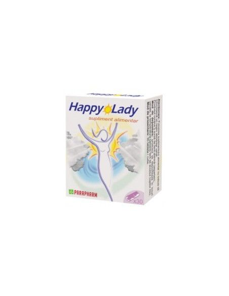 Happy Lady x 30 capsule
