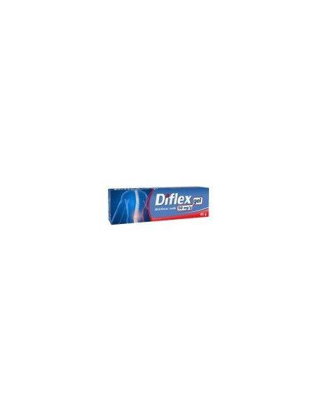 Diflex 50mg/g gel x 45g