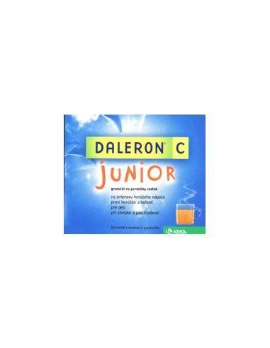 Daleron C Junior 5g x 10 pl